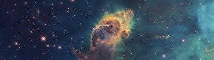stars colorful universe galaxy