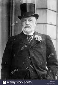nathaniel mayer rothschild 1st baron rothschild Lord Rothschild baron de rothschild Stock Photo - Alamy