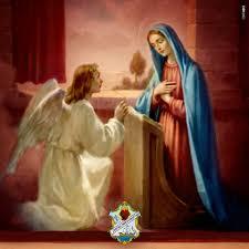 SOLENNITÀ DELL'ANNUNCIAZIONE DEL SIGNORE... - Apostole del Sacro ...