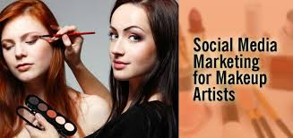 social a marketing for makeup