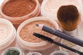 stock photo makeup cosmetics make