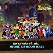 ✨ Bạn là nhân vật nào trong Dragon Ball?... - 7 Viên Ngọc Rồng ...