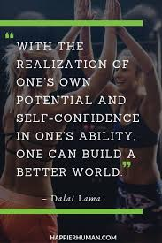 self confidence quotes for inner strength happiness