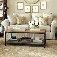 coffee table arrangements decor