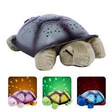 2019 New Projector Night Lamp Usb Musical Turtle Light Stars Constellation Children Bedside Kids Gift Lovely Tortoise Light Led Night Lights Aliexpress