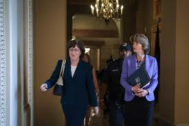 Susan Collins and Lisa Murkowski make different decisions in Kavanaugh  confirmation - CBS News