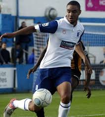 Barrow AFC boss believes in Byron Harrison and team-mates to end goal  drought soon | The Mail