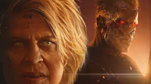 wallpaper 4k 2019 terminator dark fate