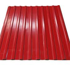 sgcc corrugated steel roofing sheet