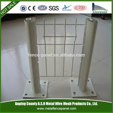 Metal Steel Fence Post Base Plate