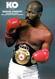 Marvin Johnson 2020 National Boxing Hall... - Indiana Boxing Hall ...