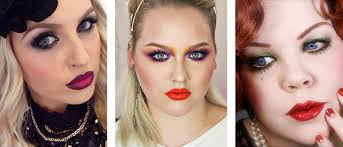 makeup through the ages collab all