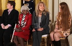 Janice Langbehn, Michelle McIntyre-Brewer, Margaret Allison Martin ...