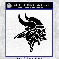 Minnesota Vikings Nfl Logo Decal Sticker A1 Decals