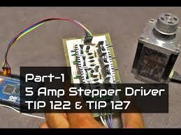 5 stepper motor driver part 1