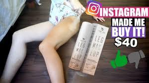 leg makeup hides cellulite