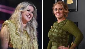 Kelly Clarkson Could Make Grammy History, So Take That, Adele! - GoldDerby