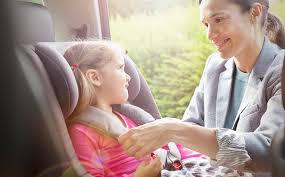 child car seat and booster seat