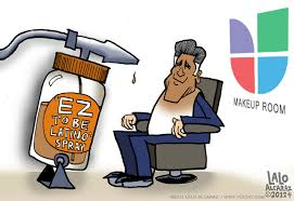 your mitt romney spanish tv bronzer