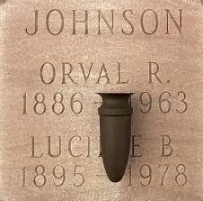 Orval Ruben Johnson (1886-1963) - Find A Grave Memorial