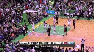 2012 ECF Heat at Celtics Game 4 Highlights - YouTube