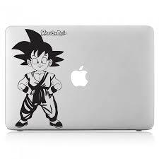 Son Goku Dragon Ball Laptop Macbook Vinyl Decal Sticker