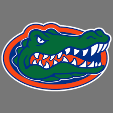 Florida Gators 3 Gator Logo Decal For Sale Online Ebay
