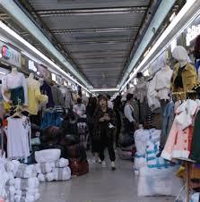 shahe garments whole market china