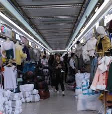 shahe garments whole market china