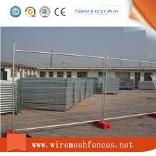 China Galvanized Removable Temporary Fence Panels For Sale China Temporary Fence Removable Fence