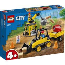 LEGO City Construction Bulldozer - 60252
