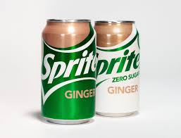 sprite s new ginger flavor is here and