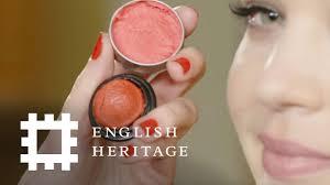 1930s makeup tutorial history