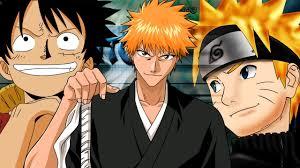 AZ Rant: The Big 3 (Naruto/Bleach/One Piece) - YouTube