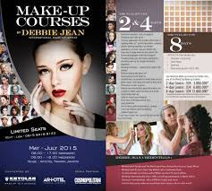 make up courses by debbie jean