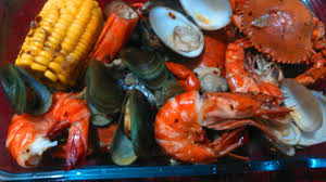 Mixed Seafood Boil - YouTube
