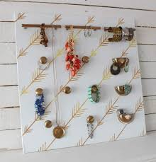 diy jewelry organizer 16 brilliant