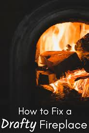how to seal an unused fireplace and