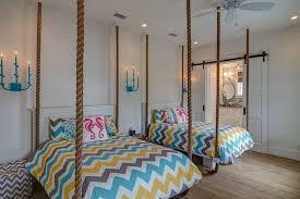 Patterned Contemporary Kids Rooms Bedroom Ideas