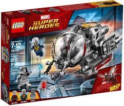 Đồ chơi lắp ráp LEGO Super Heroes 76109 - Người Kiến Ant-Man thám ...