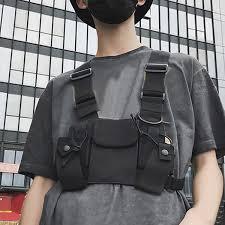 tactical bag nylon vest chest rig pack