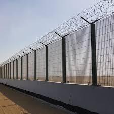Anti Climb Fencing Hisec Plus High Security Fences Zaun