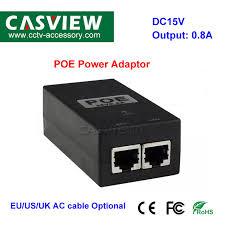 dc15v poe wall plug