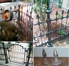 Cast Iron Fence We Can Rebuild It Brownstoner