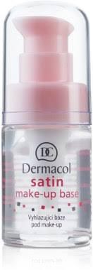 dermacol satin make up base matująca