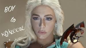 daenerys targaryen makeup full body