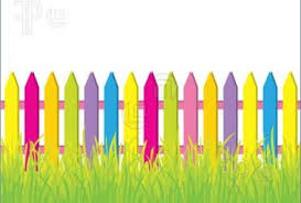 Fence Clipart Cute Colorful Fence Cute Colorful Transparent Free For Download On Webstockreview 2020