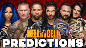 WWE Hell In A Cell 2020 Predictions ...