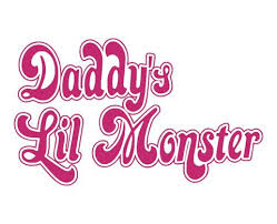 Suicide Squad Daddy S Lil Monster Harley Quinn Die Cut Vinyl Decal Sticker Decals City