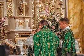 The Traditional Latin Mass — Saint Mary Church
